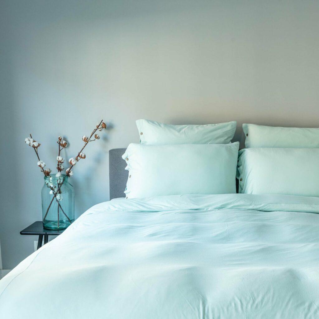 Cotton premium jersey bedroom kalani blue 1