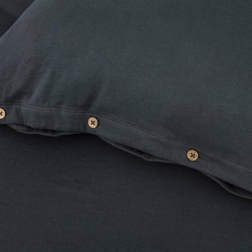 Cotton premium jersey bedroom lava grey 3