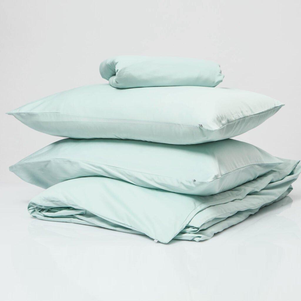Cotton sateen bundle kalani blue 1