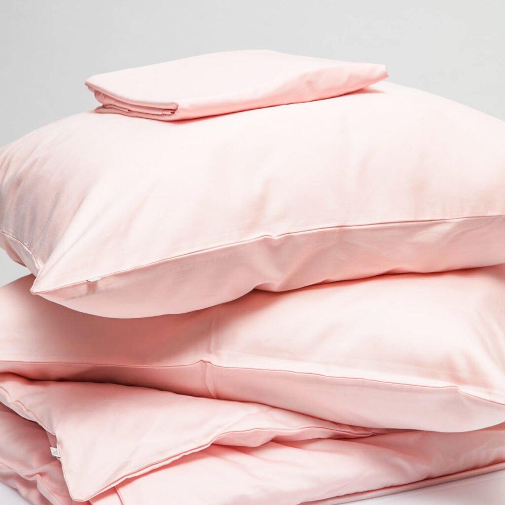 Cotton sateen bundle soft pink 2