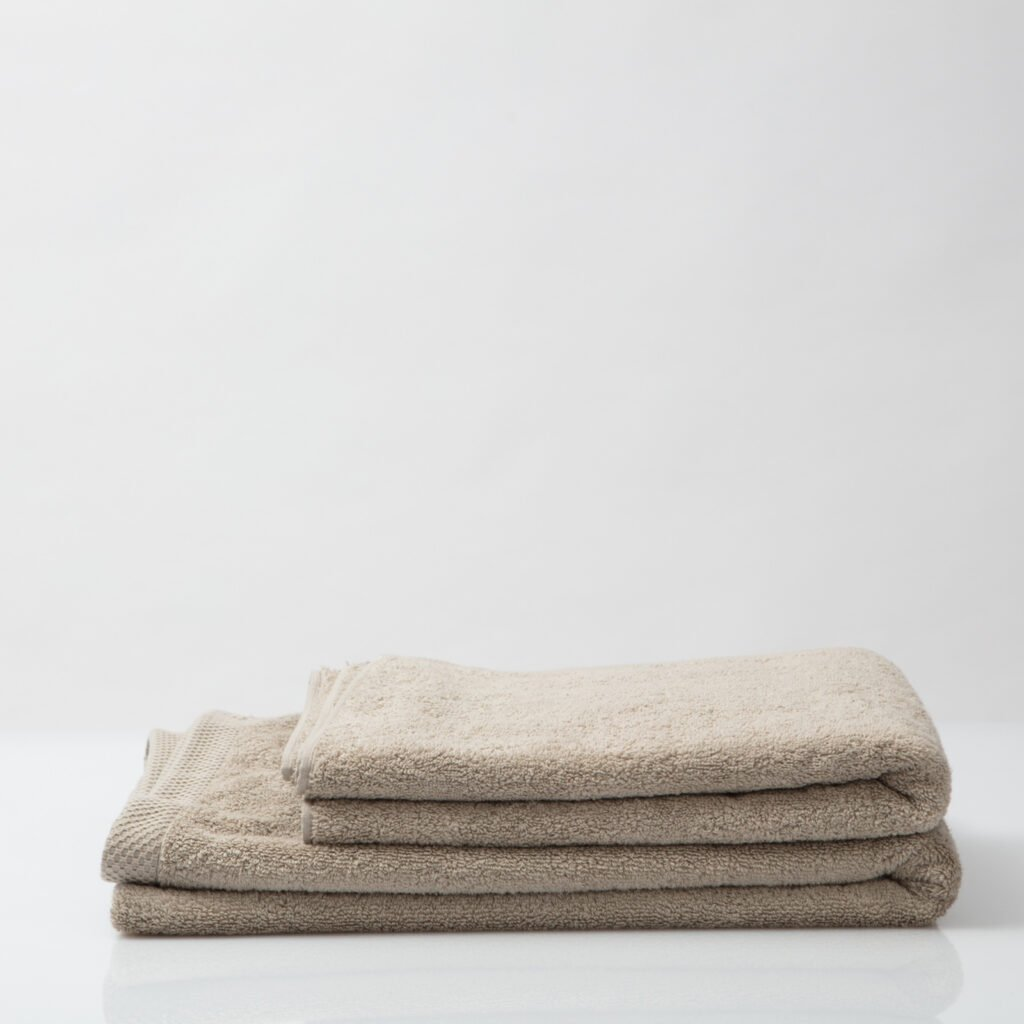 Luxury bath sheets sand 2