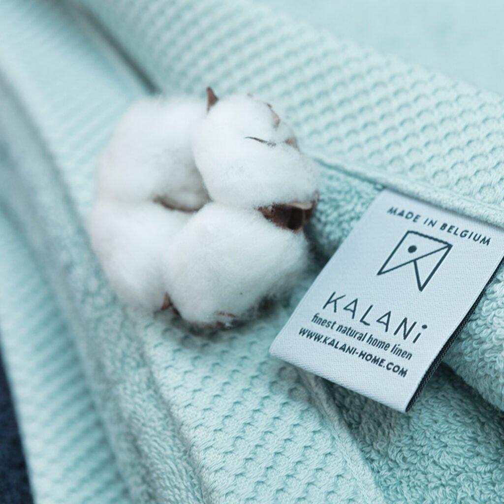 Luxury hand towel kalani-blue 6