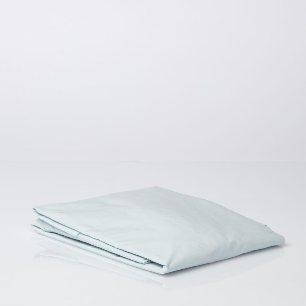cotton-percale-fitted-sheet-air-blue-1
