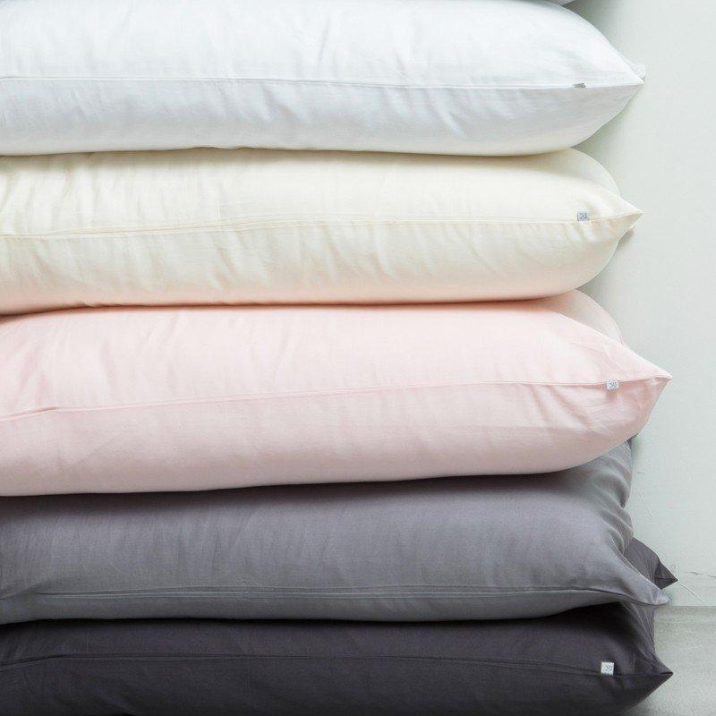 Cotton Sateen Pillowcase All Colours 1
