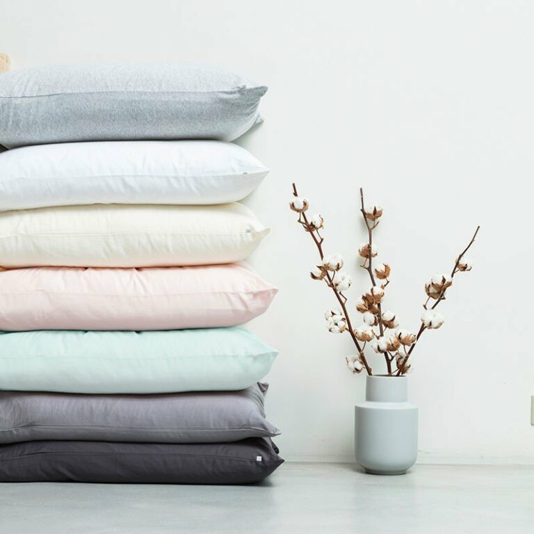 Cotton Sateen Pillowcase All Colours 2