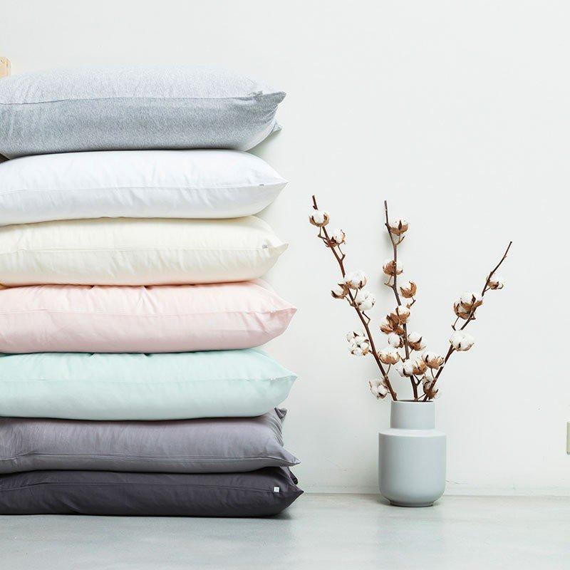 Cotton Sateen Pillowcase All Colours 2