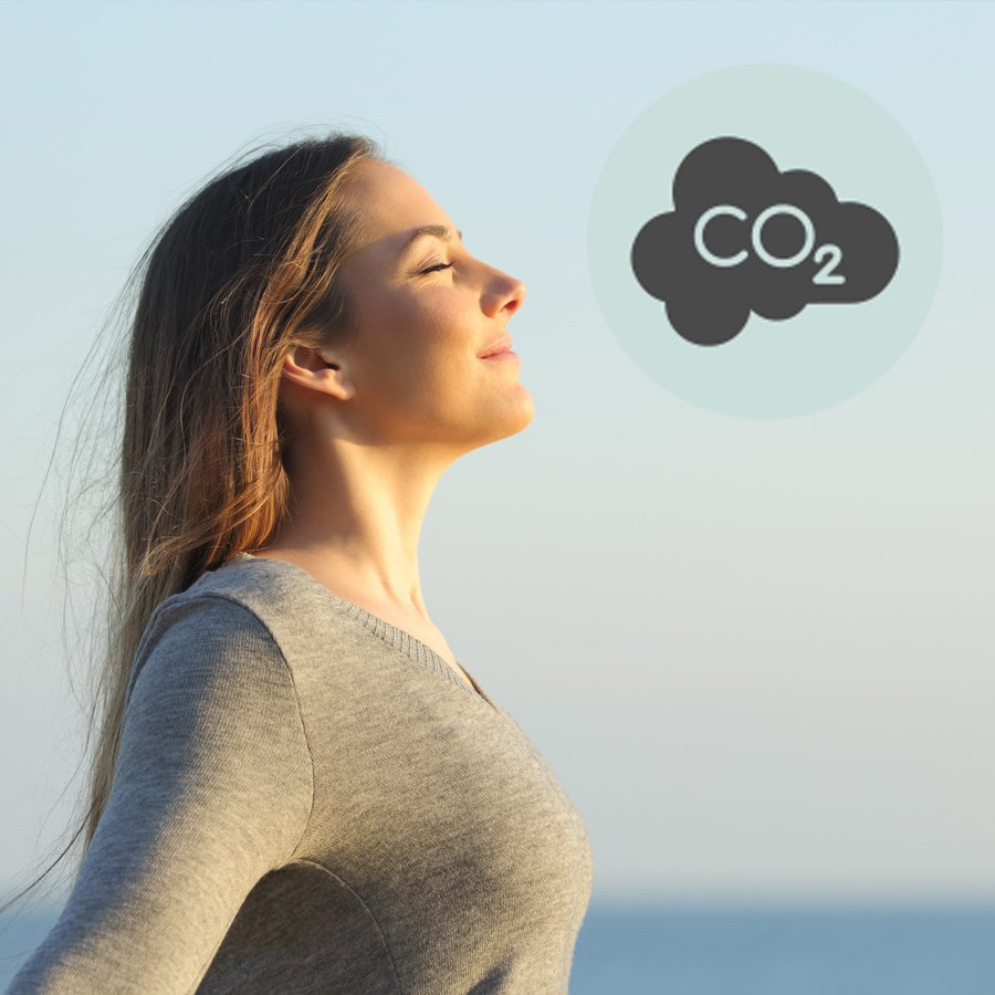 Ökologischer Fußabdruck - CO2
