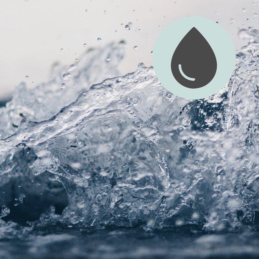 Ökologischer Fußabdruck - Wasser