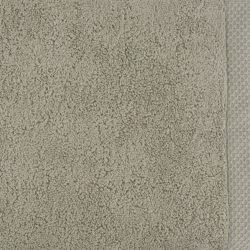 luxury bath linen closeup sand 1
