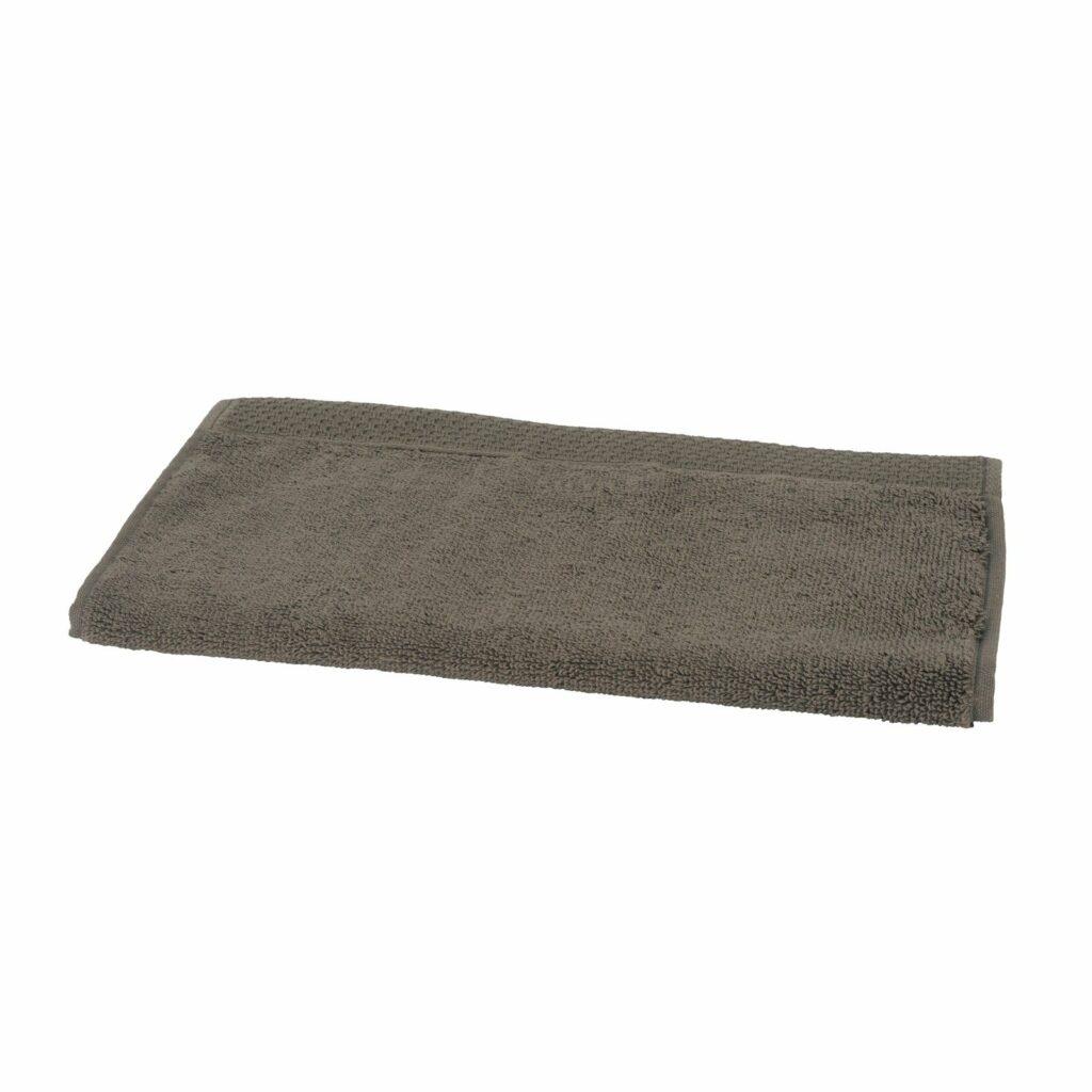 luxury guest towel taupe 0