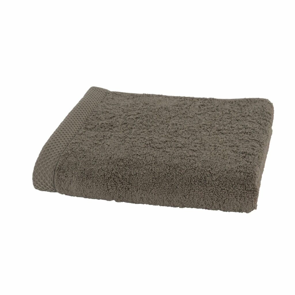 luxury hand towel taupe 0